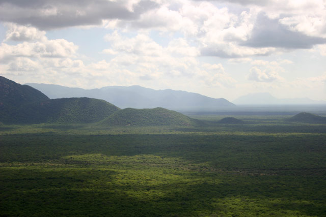 Kenya Locations Mountains