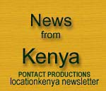 News of Kenya