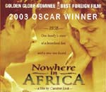 Oscar Nowhere in Africa